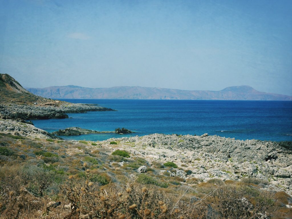 Petite Fashion Diary: Crete, Greece