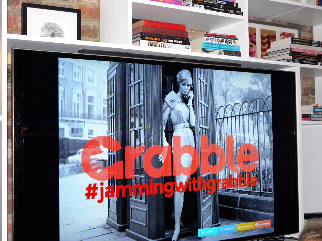 Grabble Launch Party