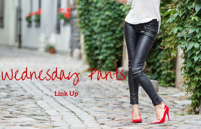 Wednesday Pants Link Up