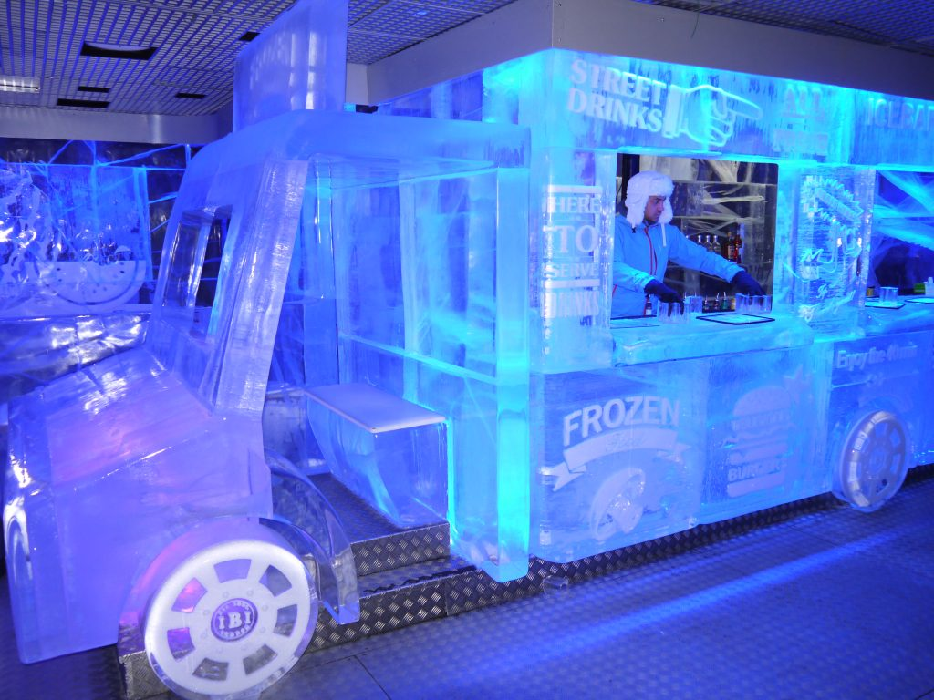 Icebar|Elegantly Fashionable