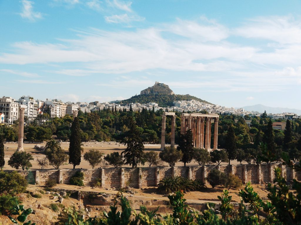 Athens | Elegantly Fashionable