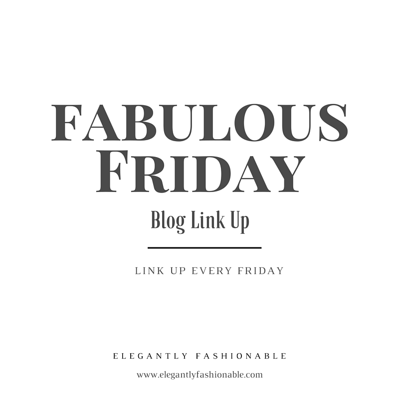 Friday Blog Link Party