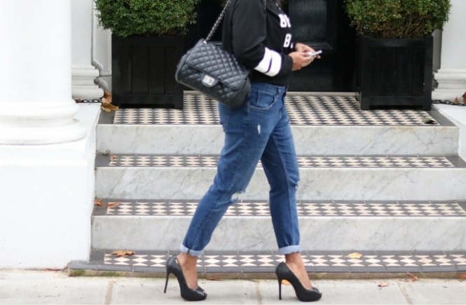 9 FASHION TIPS TO MAKE YOU LOON TALLER