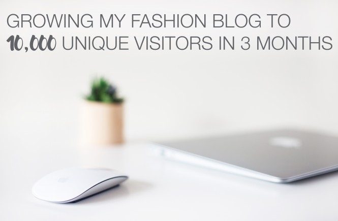 Grow your fashion blog