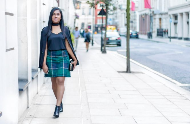 London Fashion Week Look| Elegantly Fashionable