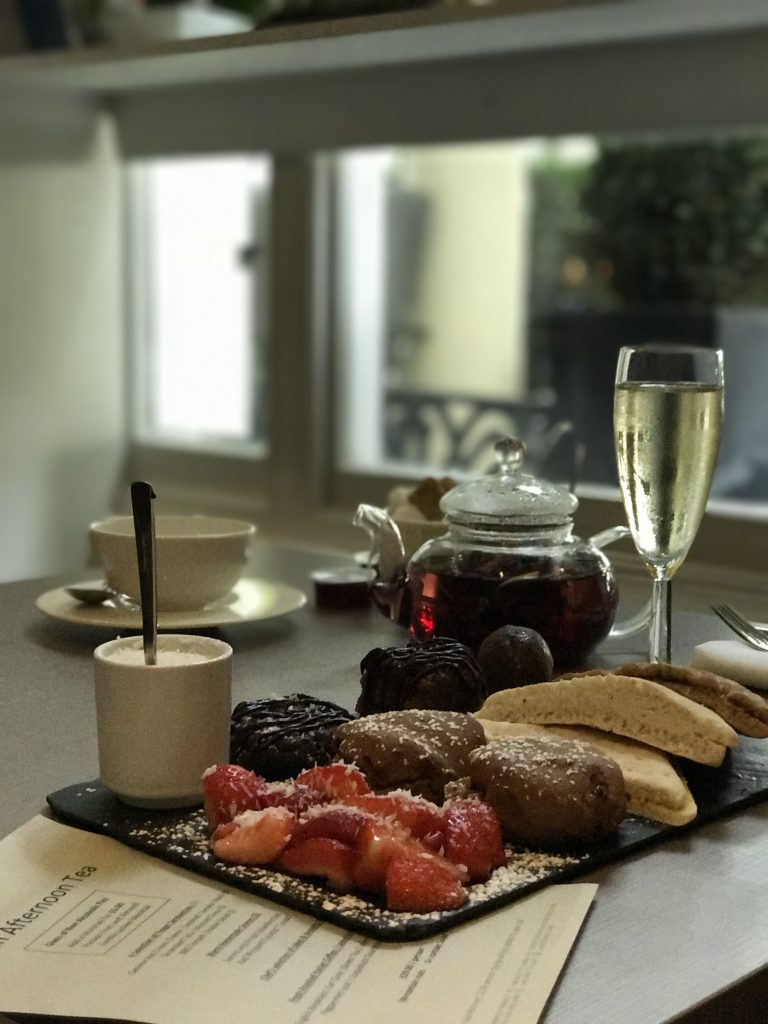 La Suite West | Vegan Afternoon Tea