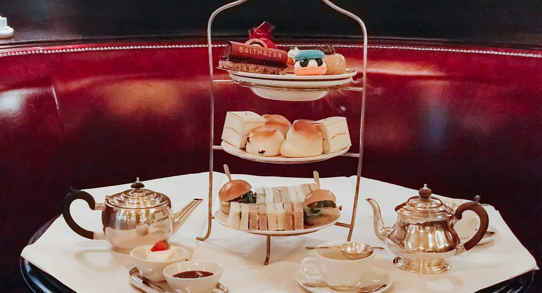 Balthazar High Five Afternoon Tea